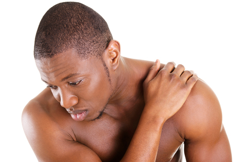 Sewell Chiropractor treats sports related shoulder injuries