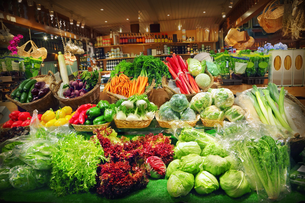 Healthy Produce Selection